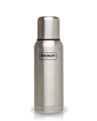 Термос STANLEY ADVENTURE Vacuum Bottle 0.75L стальной