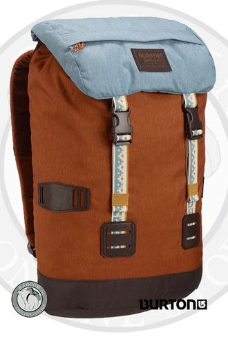 Burton Tinder Pack Caramel Café Heather
