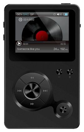 Hidizs AP100 Black