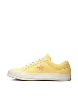 Кеды Converse One Star Sunbaked Желтые