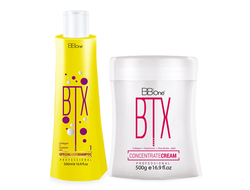 Ботокс BB One BTX Concentrate Cream, набор 500/500 мл.