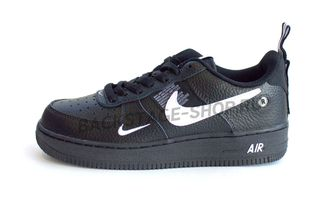 Кроссовки Nike Air Force 1 07 Lv8 Utility Black