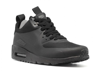 NIKE AIR MAX 90 ES SNEAKERBOOT BLACK (41-45) Арт. 410F-A