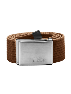 Ремень Fjallraven Canvas Belt Chestnut