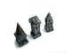 Cemetery plinths (painted)