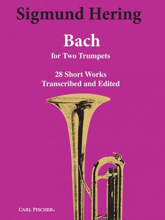 Bach: For Two Trumpets
