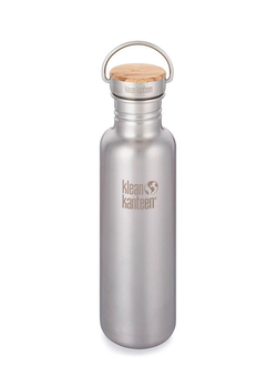Бутылка Klean Kanteen Reflect 27oz (800 мл) Brushed Stainless
