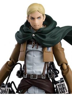 Фигурка ЭРВИН СМИТ фигма (Erwin Smith Figma)