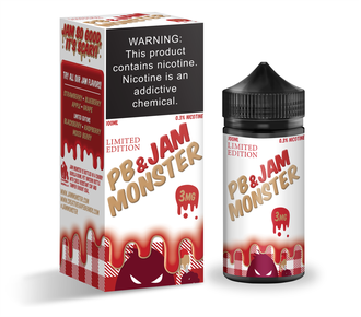 Jam Monster - PB & Jam Monster Strawberry