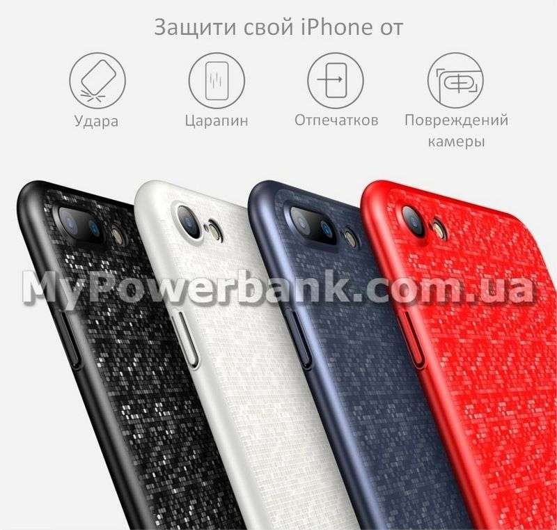 Baseus Plaid Case - Чехол для iPhone 7/7 Plus/8/8 Plus