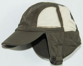 Шапка - шлем (Артикул 52036) цвет хаки