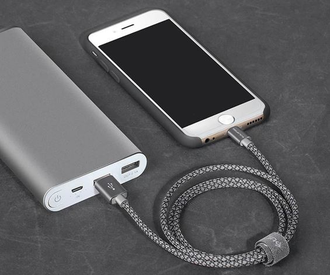 Кабель Xiaomi Guildford MFI Certified Lightning Cable 100см