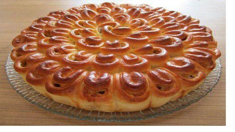 Мясной пирог с фаршем рецепт с фото