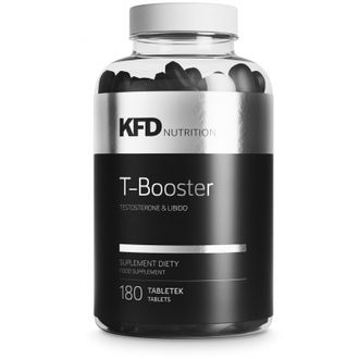 T-Booster KFD Nutrition 180 tabs