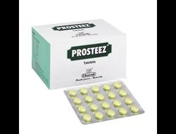 Таблетки Простиз для мужского здоровья (Prosteez) Charak, 20 таб.