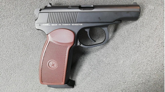 Характеристики пистолета SAS PM BLOWBACK https://namushke.com.ua/products/sas-pm-makarov-blowback