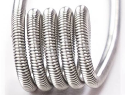 Fused Clapton Coil