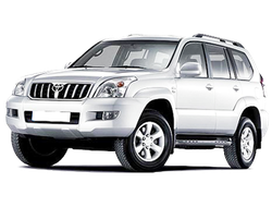 Чехлы на Toyota Land Cruiser Prado 120