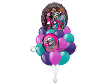 "Фонтан ""Monster High"""