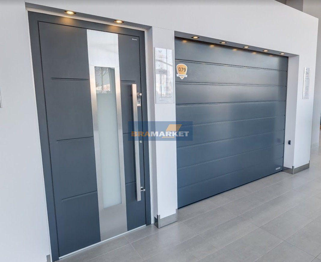 заказать изготовление гаражных ворот из теплых панелей - производство