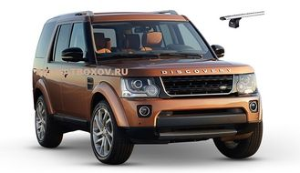 Дуги THULE для LAND ROVER Discovery