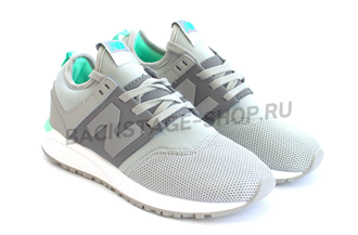 Кроссовки New Balance 247 Gray\Green