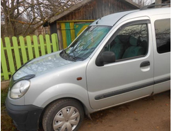 Renault Kangoo I 3-door 1998/Citroen Berlingo 2003 дефлекторы окон