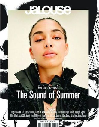 JALOUSE Magazine August 2018 Jorja Smith Cover Иностранные журналы Photo Fashion, Intpressshop