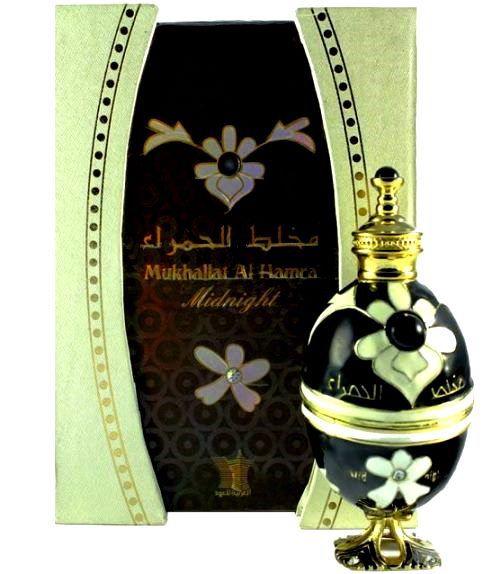 Al Hamra Midnight аль хамра миднайт духи Arabian Oud в санкт