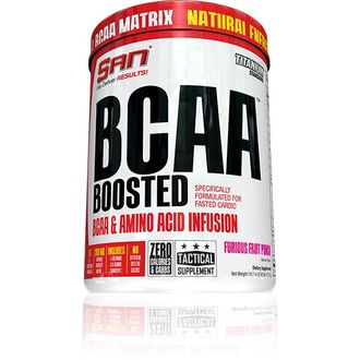 BCAA Boosted SAN