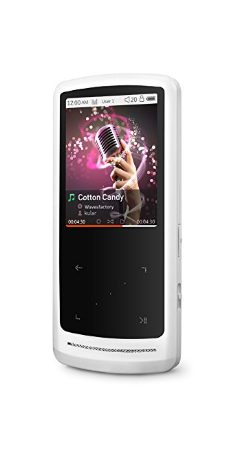 COWON i9+ 16GB White в soundwavestore-company.ru