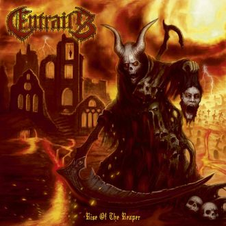 ENTRAILS - Rise of the reaper CD