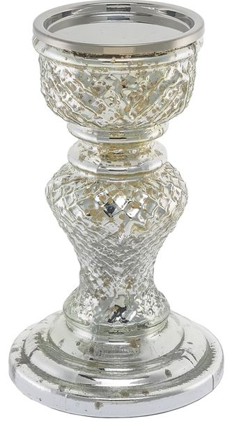 Подсвечник SIA MIDAS CANDLE HOLDER SMALL , 892552 , H23/D13
