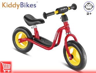 БЕГОВЕЛ PUKY LR M RED Kiddy-bikes