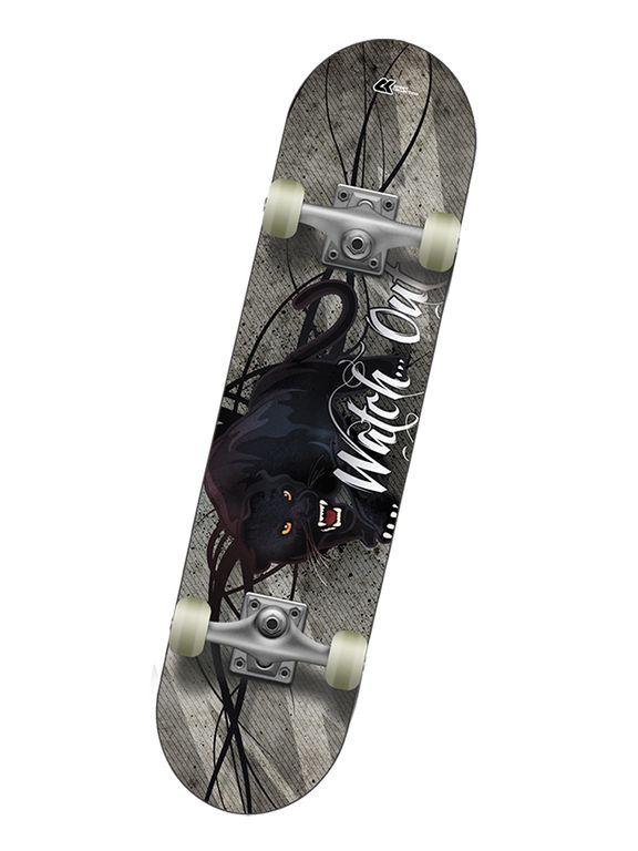 Профессиональный скейтборд CK PANTHER