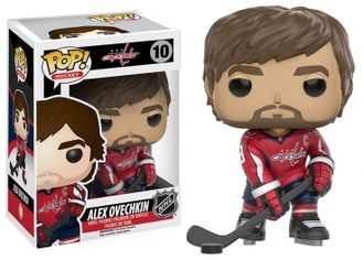Фигурка Funko POP! Vinyl: NHL: Alex Ovechkin