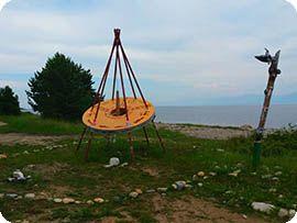 Байкальские робинзоны, сплав на катамаране по Байкалу