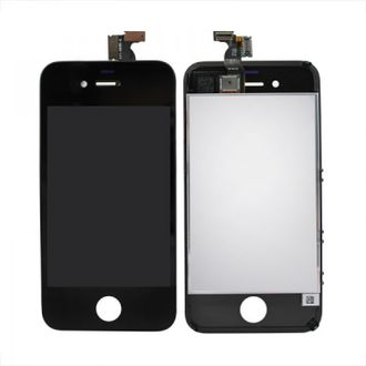 Дисплей iPhone 4 Black/Черный