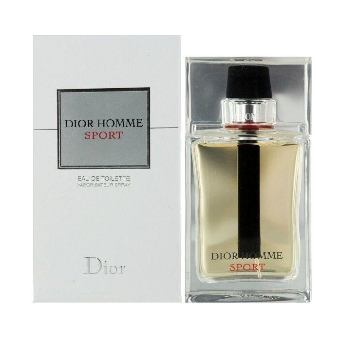 76cbf0674b75 Christian Dior Homme Sport купить духи в интернет-магазине Duty Free ...