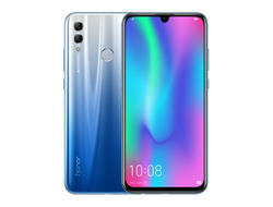 СМАРТФОН HONOR 10 LITE 3/128GB Sky Blue (HRY-LX1) EAC NFC