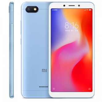 Xiaomi Redmi 6A 32 gb голубой