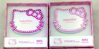 Power Bank Hello kitty 8800mAh-4
