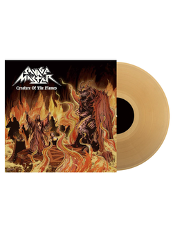 Savage Master - Creature Of The Flames LP colored