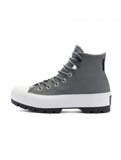 Кеды Converse Chuck Taylor All Star Gore-Tex Winter серые