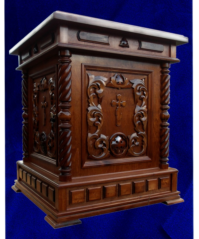 Заказать жертвенник для храма