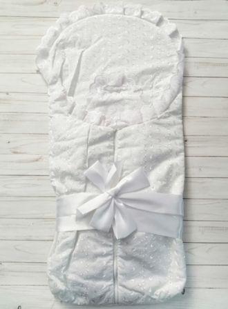Конверт для выписки (Артикул 27-1-6Ш) цвет белый
