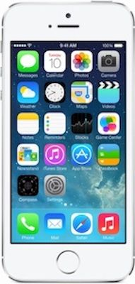 Apple iPhone 5s 16gb Silver - A1457