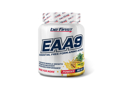 (Be First) EAA9 powder - (160 гр) - (ананас)