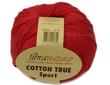Cotton True Sport 107 - 02 красный