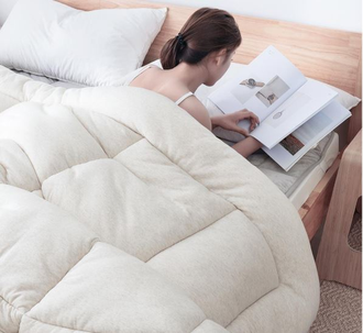Одеяло Xiaomi Everynight Soft cotton quilt core Everynight winter 150*210см